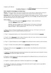 english teaching worksheets general vocabulary. Black Bedroom Furniture Sets. Home Design Ideas