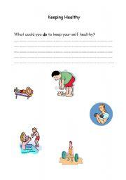English Worksheets: PSHE