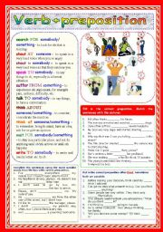 Verb+preposition (Part 3)