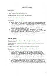 english worksheets grammar review for 5th grade state school. Black Bedroom Furniture Sets. Home Design Ideas