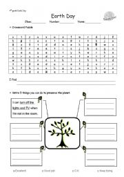7 Fast Activities For Earth Day And Printables Teach Junkie