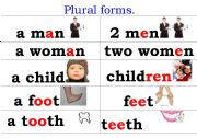 English Worksheets: Nouns Plural forms