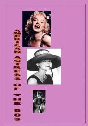 English Worksheets: american actress