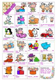 English Worksheets: Prepositions Practice ***fully editable