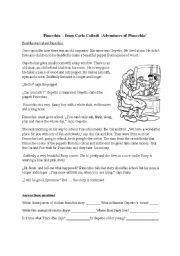 pinocchio essay questions Access to over 100,000 complete essays and term papers  essays related to alternate ending to pinocchio 1  got a writing question ask our professional writer.