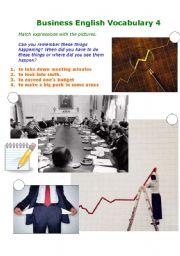 Business English Vocabulary 4
