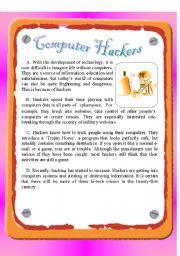 RC: Computer Hackers