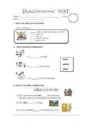 test primary school