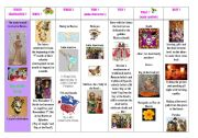 English Worksheet: special days : step 11 - the Day of the Dead (Mexico).