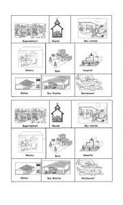 Printables Communities Worksheets english teaching worksheets community services services