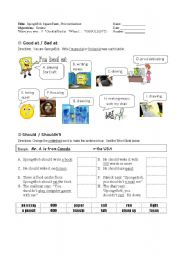 Printables Procrastination Worksheet spongebob squarepants procrastination