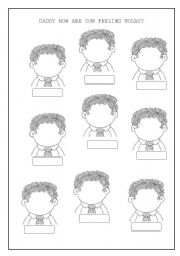 English worksheets: Feelings worksheets, page 62