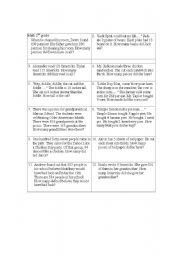 English Worksheets: math word problems