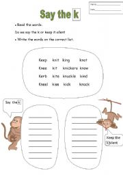 Silent K and W Word Searches! by Lauren McIntyre | TpT