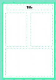 English Worksheets: Template