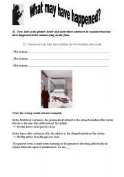 English Worksheets: Detective investigation Part 2