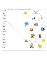 English Worksheets: Words with double letters