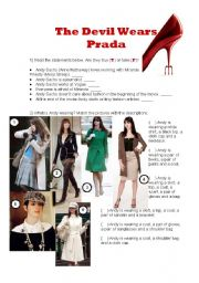 the devil wears prada movie script pdf