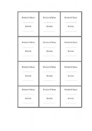 English Worksheets: collect scores