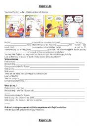 Integration Unit for Intermediate Level based on comic strips for teens