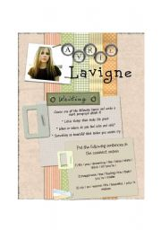 English Worksheet: Avril Lavigne - Innocence