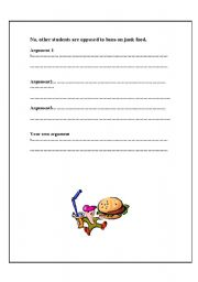 presidential debate worksheet for elementary | just b.CAUSE