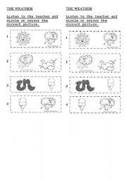 math worksheet : english worksheets the weather worksheets page 168 : Weather Kindergarten Worksheets