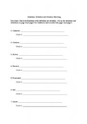 Worksheets Definition Worksheets worksheets definition delibertad delibertad