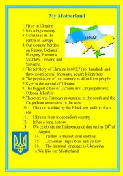 Simple story about Ukraine