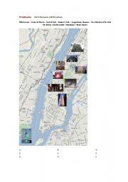 English Worksheets: NY Sightseeing