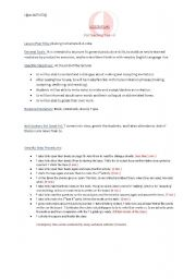 English Worksheets: Solutions (Red)