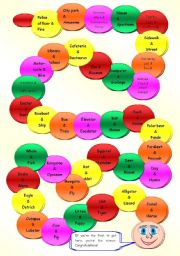 English Worksheets: Simililarities and Differences