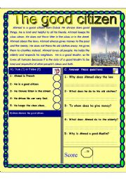 photo relating to Printable Citizenship Test identify Citizenship worksheets