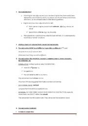 English Worksheets: The subjunctive