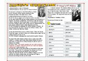 English Worksheet: A hero and the Holocaust : the story of Janusz Korczak and his children