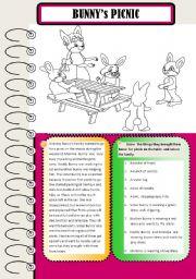 English Worksheets: Reading & Comprehension