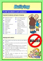 Different types of bully images frompo 1