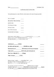 English Worksheets: �The Way You Are� by Bruno Mars.