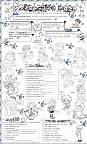 English Worksheets: possessive case