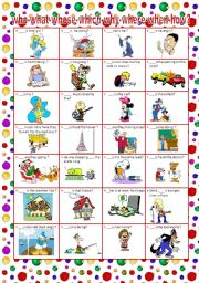 English Worksheets: which,what,where,why,who,whose,when,how-editable-