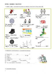 English Worksheet: Technical English - Set 4 / 4