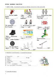 English Worksheet: Technical English - Set 4 / 4