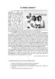 essay on blended families