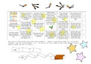 English Worksheets: The LITTLE MATCH GIRL - simple story in a MATCHBOX + 13 exercises + AUDIO + VIDEO ((9 PAGES + BW))