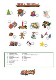 English Worksheet: Christmas in the Czech Republic