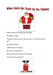 Santa Claus Printables