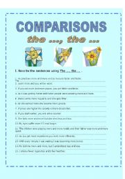 Comparisons the the
