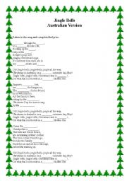 Universal image for jingle bells lyrics printable
