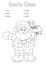 Santa claus level elementary age 6 7 downloads 54 santa