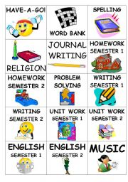 English Worksheets: BOOK LABELS